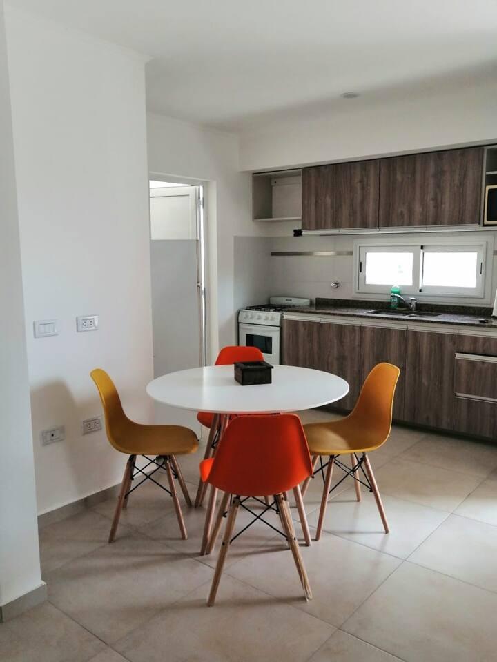Moderno departamento en La Cañada - Rafaela
