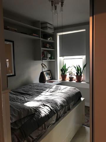 Quaint 1 bedroom tenement apartment in E.Village
