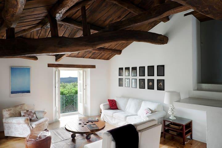 Casa de campo / Design Cottage LUGO / Taramundi
