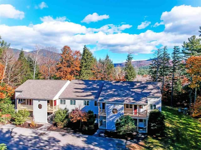 North Conway Condo-minutes to Village and Cranmore