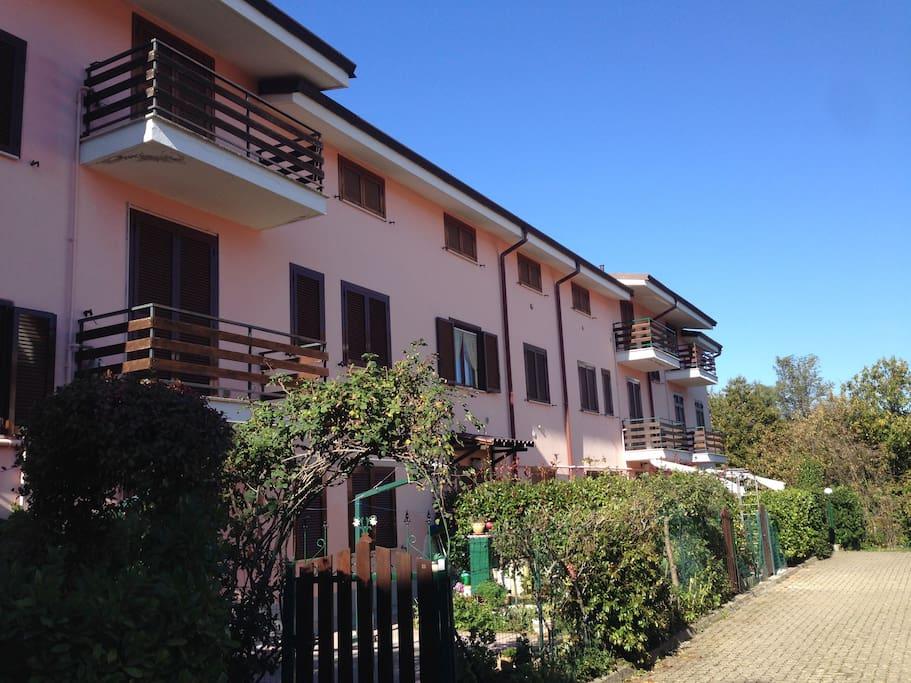 Casa vacanze Ziona
