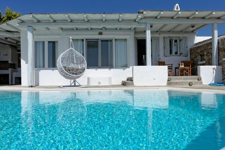 Villa Fortune Mykonos - Kalafati - Hus