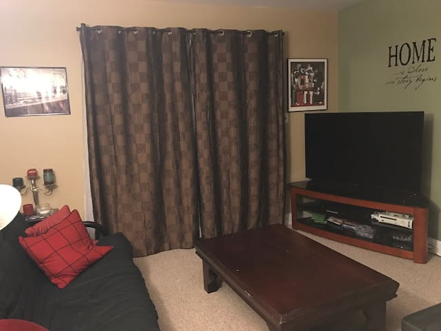 2 Bedroom Apartment near Jones Beach, LI