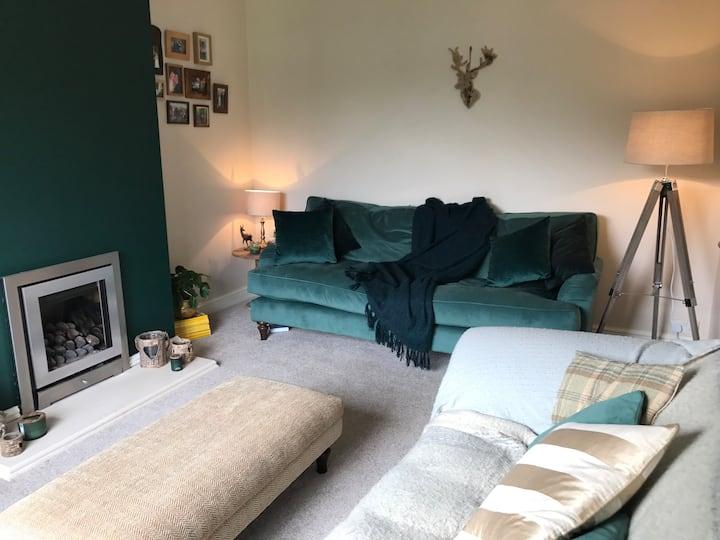 Stylish and spacious Harrogate home