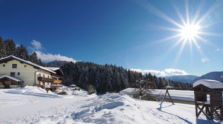 Traumhafte Lage inmitten der Berge - Gemeinde Abtenau - Apartment