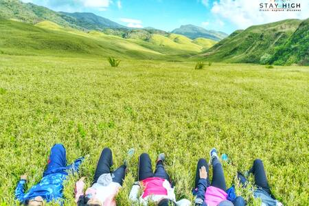 Dzukou Valley Camping with Stay High