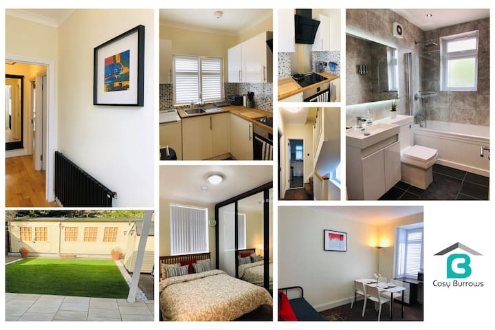 2 Bedroom Furnished Serviced Flat London Heathrow
