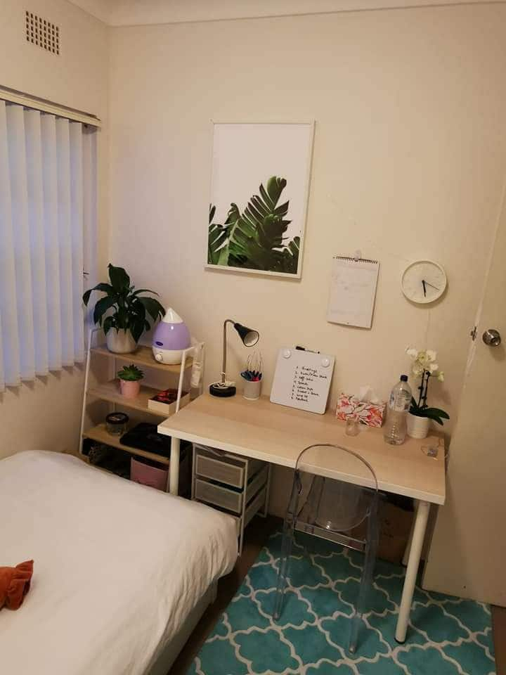 A lovely single room in Kogarah.