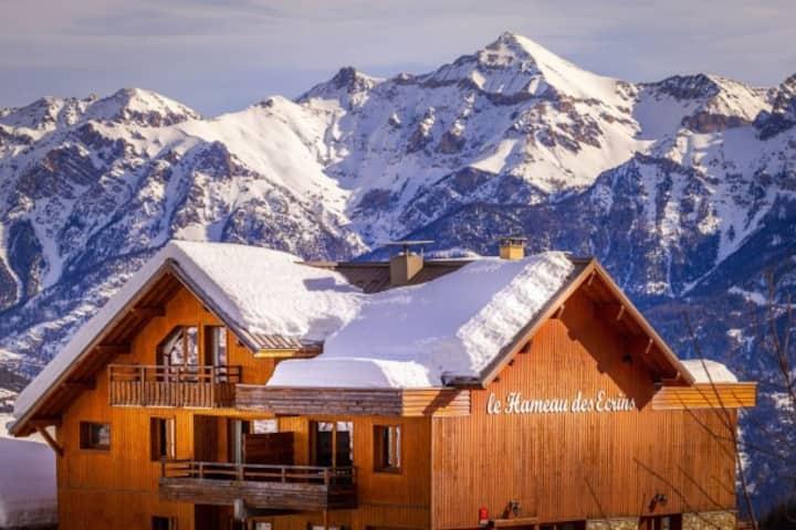 Appartement vue sur les glaciers