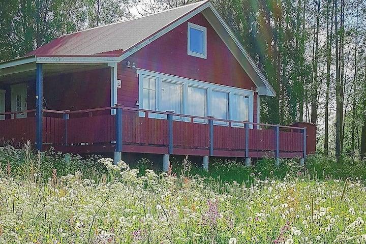 Maison de vacances pour 5 a SKATTUNGBYN ORSA