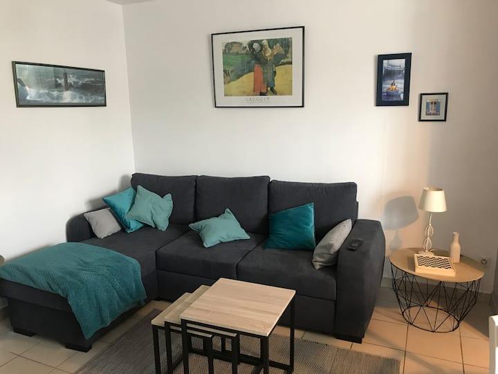 Charmant petit appartement au coeur de Pont-Aven
