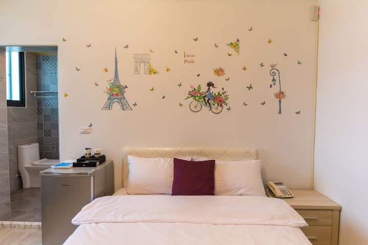 Double room A3 * separate bathroom