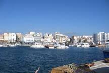Una llar amb vista al mar a L'Ampolla.