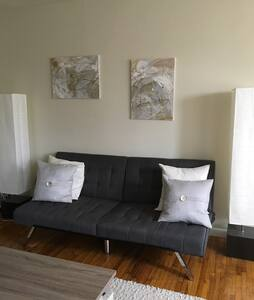 Shared Space in Cozy Apartment - Új-Brunswick - Lakás