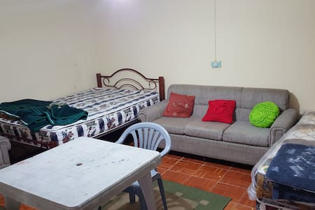 Secure Room and private bathroom - El Angel - Appartement