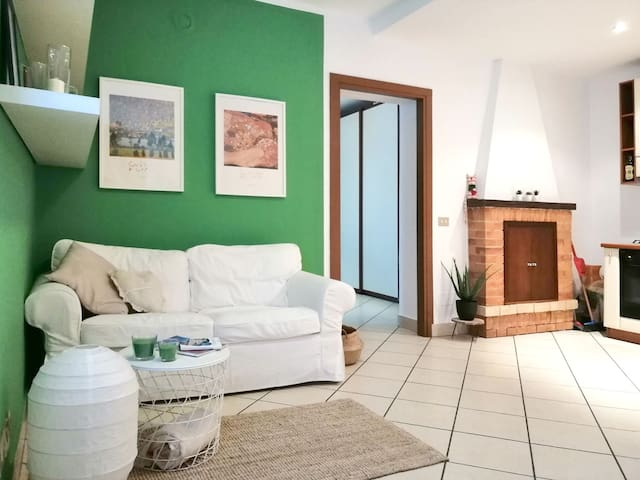 Lovely flat for 2 in Como downtown