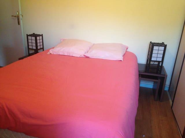 chambre dans appartement calme proche Agen - Colayrac-Saint-Cirq - Appartamento
