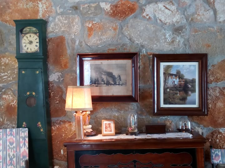 Typical Mallorcan house Cal tio Pep L12E 4484