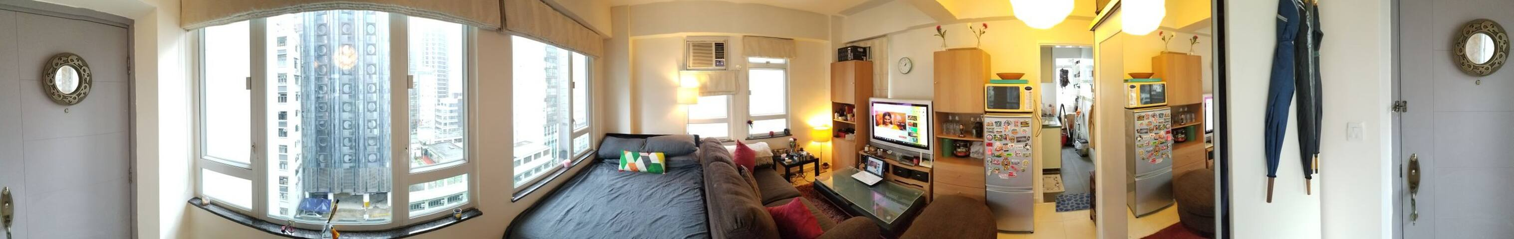 Cool Cozy Studio | Awesome location | Urban Views