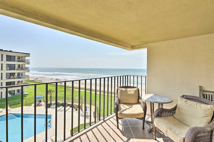 Atlantic Beach Resort Condo w/ Ocean Views!
