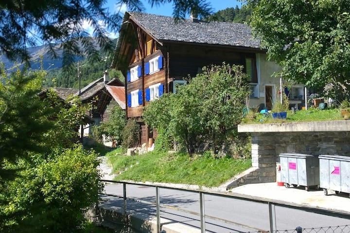 """Ferienhaus """"Nordwind"""" Rossura"""