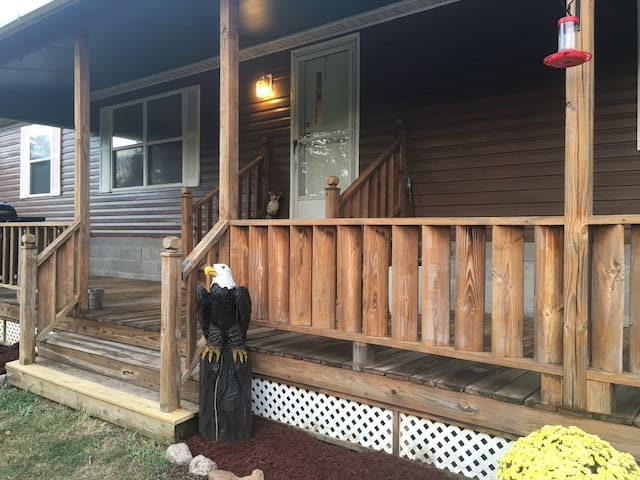 Eagle's Landing 1st Choice Cabin Rentals - Nelsonville