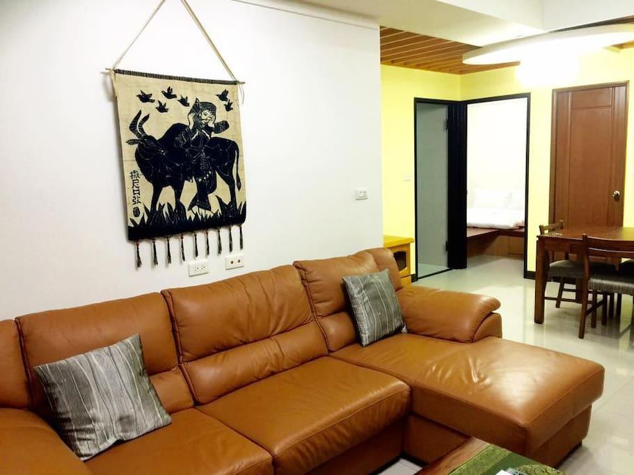 Living Room-客廳