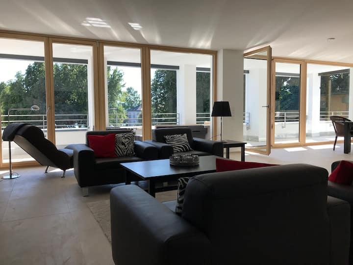 Ferienwohnungen am Mantelhafen - Wohnungstyp 1