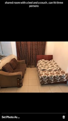 2beds + 1- Nice place parking incld - Aqaba