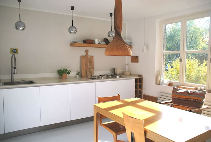 Balkon Innnenstadt exklusiv - Braunschweig - Apartment