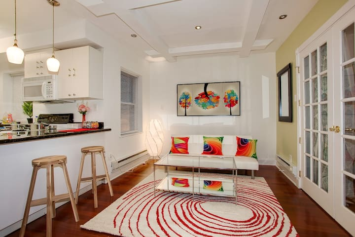 ⭐Stylish 2BR in the ❤️ of Rittenhouse Square⭐