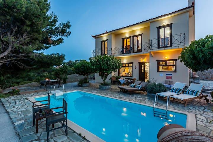 Villa Driades Hilltop Residence