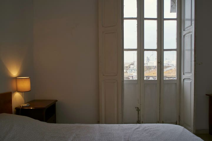 Bright and cozy room in El carmen