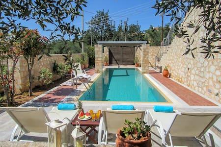 Aphrodite - luxury villa with private pool - Gavalochori - Villa - 1