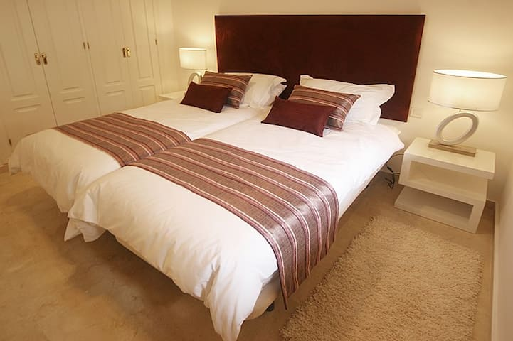 Segundo dormitorio con camas individuales