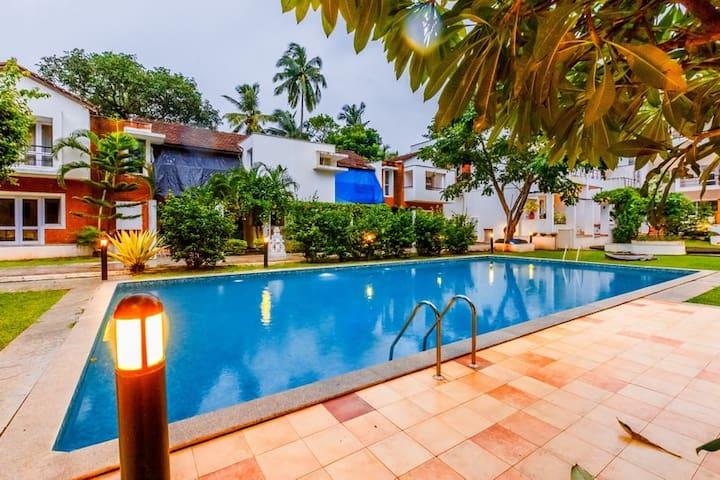 Candolim Holiday villa Solit