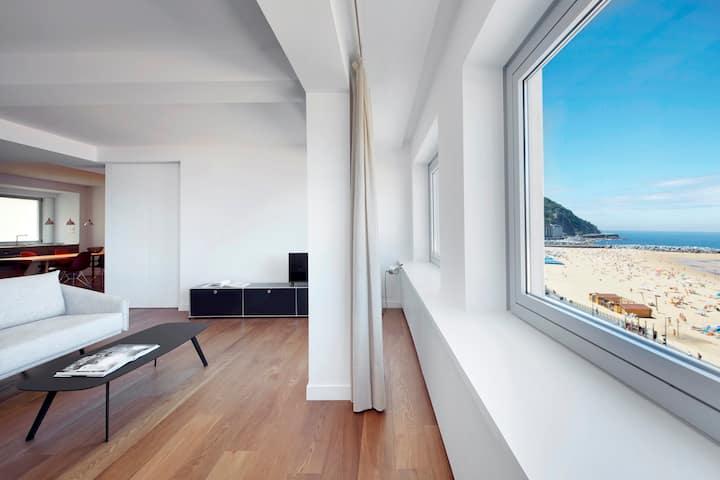 Zurriola Loft by FeelFree Rentals