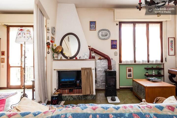 Maison De Dora Flat - Le Maggiola - Radhus