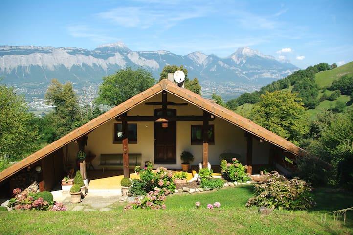 Gîte de charme proche de Grenoble - Murianette - 牧人小屋
