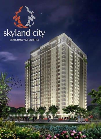 Skyland city jatinangor superior room