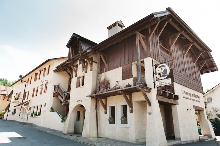 Auberge d'Anthy