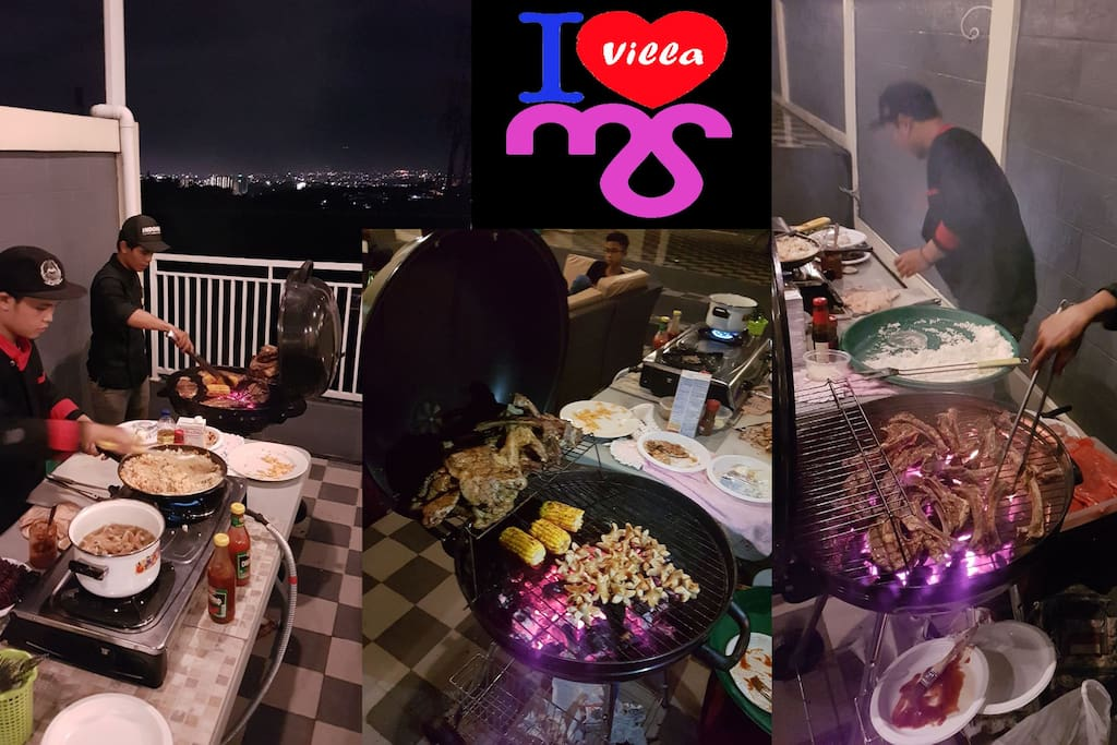 BBQ Party with private chef is Available on Demand