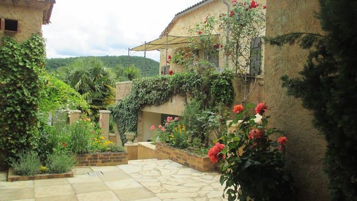 Hébergement proche du château de Bonaguil