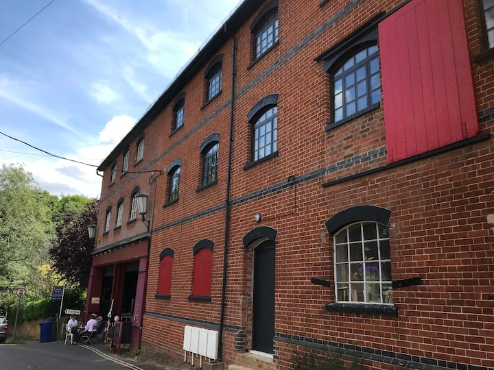 'The Maltworks' Brand New Converted Mill