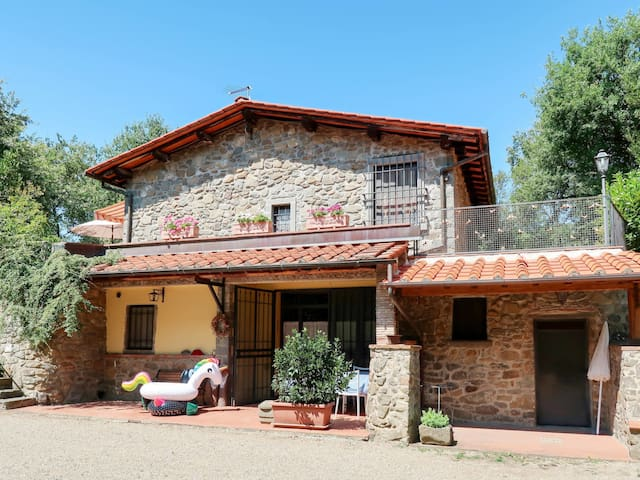 Apartment La Fornace for 6 persons