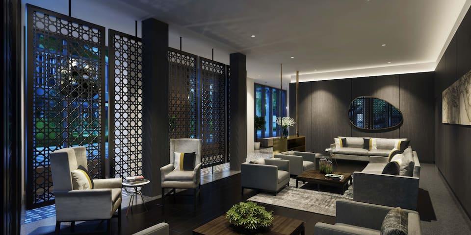 2 Bedroom Stylish Modern Executive Apartment
