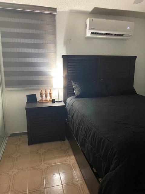 Apartamento espacioso y acogedor para 2 personas