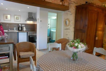 Maison confortable indépendante - Le Pellerin - Pensió