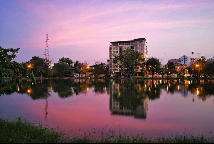 กมลธารา อพาร์ทเมนต์ KAMON THARA - Nakhon Pathom