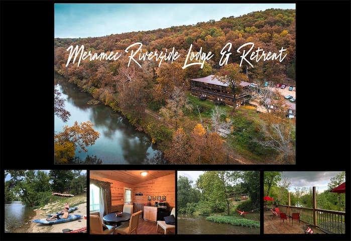 Romantic Retreat on the Meramec River